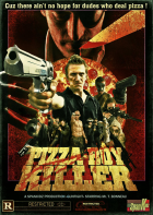 Affiche : Pizza Boy Killer